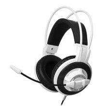 Somic G925 игровая гарнитура глубокий бас стерео объемный звук Over-Ear Игры наушники с микрофоном и объем Управление для PC Gamer