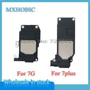 Image 1 - MXHOBIC 10 sztuk/partia głośny głośnik do iphone 7 7G Plus głośnik dzwonek buzzer części do wymiany taśmy dla iPhone7 7G 4.7