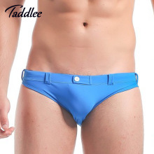 Taddlee Model Mens Man Swimwear Swimsuits Swimming Trunks Homosexual Pouch WJ Seashore Summer season Surf Board Put on Males Swimming Briefs Bikini