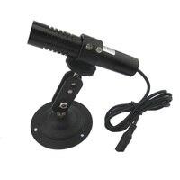 Лазерная головка 50mw 650nm 1230 one line, регулируемая точка для 3d сканера, 360 'поддержка