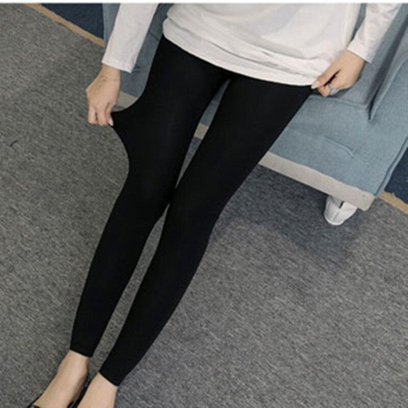 2018 Fashion Women Leggings Slim High Waist Elasticity Leggings Fitness Pants