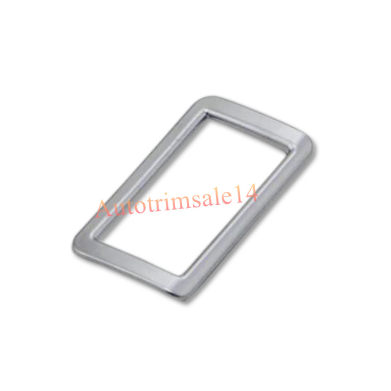 1ps ABS Interior Head Light Switch Frame Trim For Honda Civic 10th ...