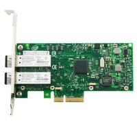 Двухпортовый LC одномодовый волоконный Gigabit Ethernet сервер адаптер NIC LAN I350F2 LX Бесплатная доставка