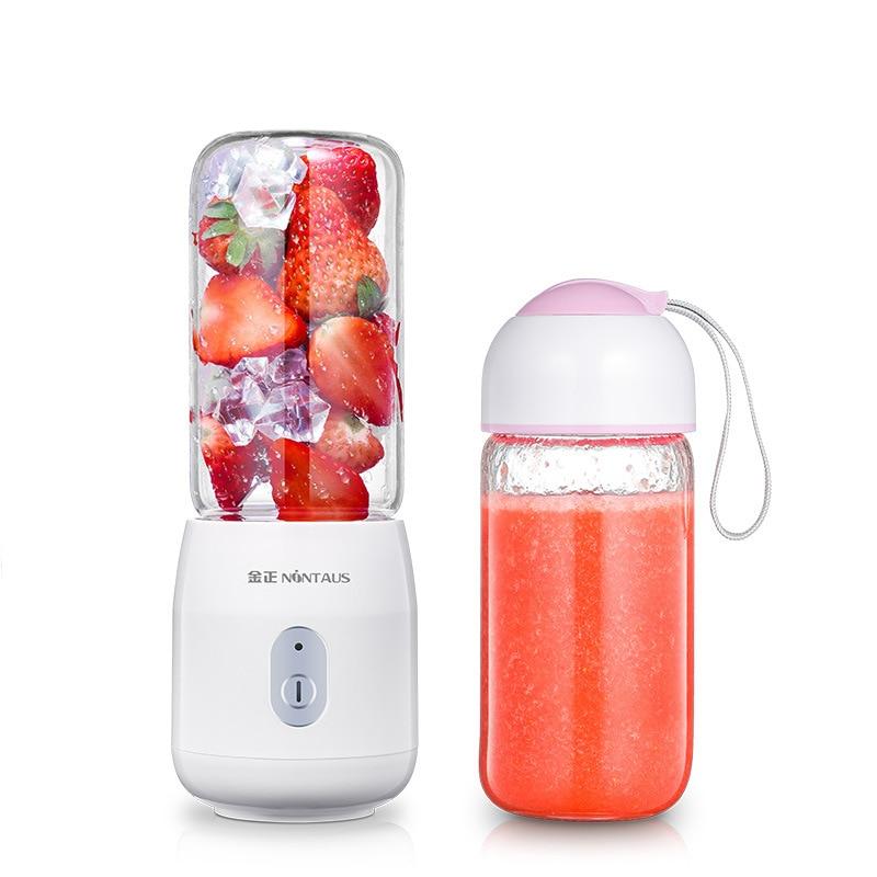 Presse-fruits et légumes intelligents de qualité Mini enfants automatique électrique jus de fruits tasse Portable Rechargeable alésoirs