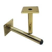 Metalen Benen Meubels Ondersteuning Ijzeren Tafel Voeten Kast Houten Tafel Voeten Meubels Accessoires 1/2/4/6 /8 pcs|Meubelpoten|   -
