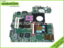 Laptop motherboard for ASUS M50S X55SR PN 08G2005MS20G 965PM with graphics slot free shipping