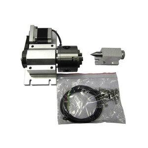 Image 4 - LY CNC 3040 4 ציר usb Z VFD 1500W ציר עץ כרסום מכונת 1.5KW מתכת חרט נתב עם מתג הגבלה