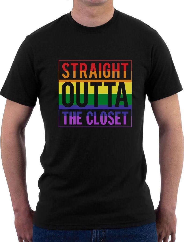 Divertido Camisetas De Alta Calidad O Cuello Straight Outta El