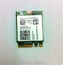 Intel Dual Band Wireless 7265 7265NGW 7265NGWAN  300Mbps NGFF Bluetooth Wlan Card for lenovo laptop