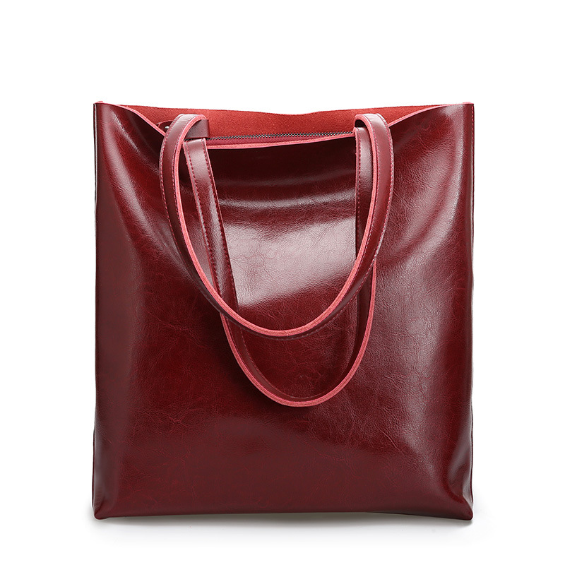 GOOG YU 100 Genuine Leather Bag Large Women Leather Handbags Famous Brand Women Messenger Bags Big