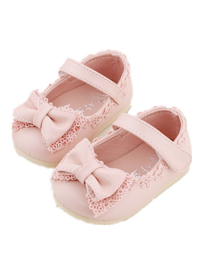 BABY WOW PU Leather Baby Shoes Baby Moccasins Newborn Shoes Soft Infants Crib Shoes Sneakers First Walker 90222