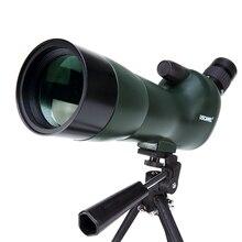 USCAMEL Vogelbeobachtung Wasserdichte Spektiv-20-60×60 Zoom Monokular Teleskop-Mit Stativ mit Kamera Fotografie Ada