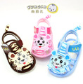 Lovely design 1pair  CARTOON Summer Baby Sandals Girl/Boy First Walkers,Super Quality toddle shoes, Fashion Kids Sandals