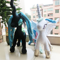Limited Edition Plush Cartoon Pets Poni Model Toys 35CM my rainbow horse Princess Poni Kids Plush Toys