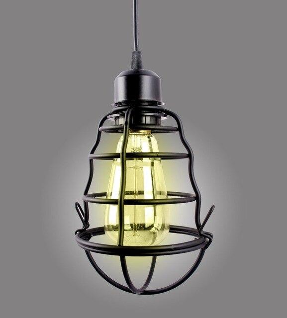armatuur plafondlamp retro industrile ijzer vintage hanglamp deco e27 edison lamp vintage verlichting opknoping