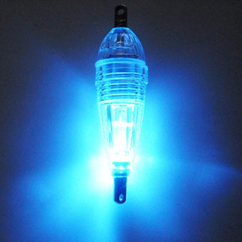 Mini LED Deep Drop Underwater Fishing Squid Fish Lures Light Lamp E2shopping YS-BUY