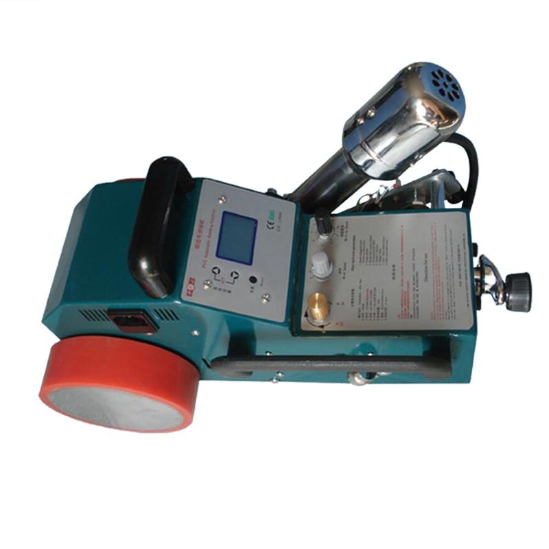 PVC-Schweißmaschine / No-Glue-Banner-Schweißer / Lötmaschine / - Büroelektronik - Foto 2