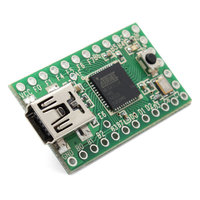 Teensy 2 0 Teensy USB Development Board