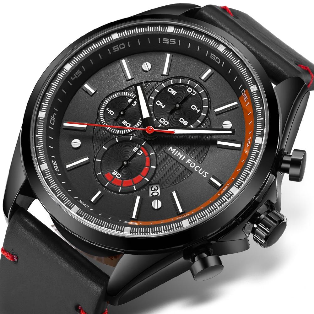 2019 nouveau Relogio Masculino Top marque montre de luxe hommes montres noir en acier inoxydable montre-bracelet militaire grand cadran horloge mâle