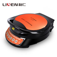 Hover Dual Side Heating Crepe Maker Suspension Type Multi Functional Household Electric Baking Pan Pancake Maker