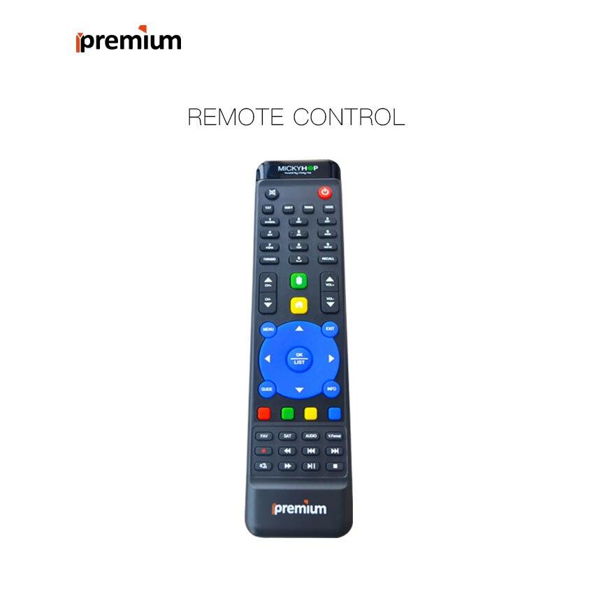 Ipremium Migo Ulive pro  I7 I9 TVonline+ IPTV Box Remote Wireless Black Low Power Comsuption Remote Control iptv evpad pro