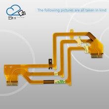 цена на 2PCS/ FP-807 NEW LCD Flex Cable For SONY HDR-SR11E HDR-SR12E DCR-SR11 DCR-SR12 SR11E SR12E SR11 SR12 Video Camera Repair Parts
