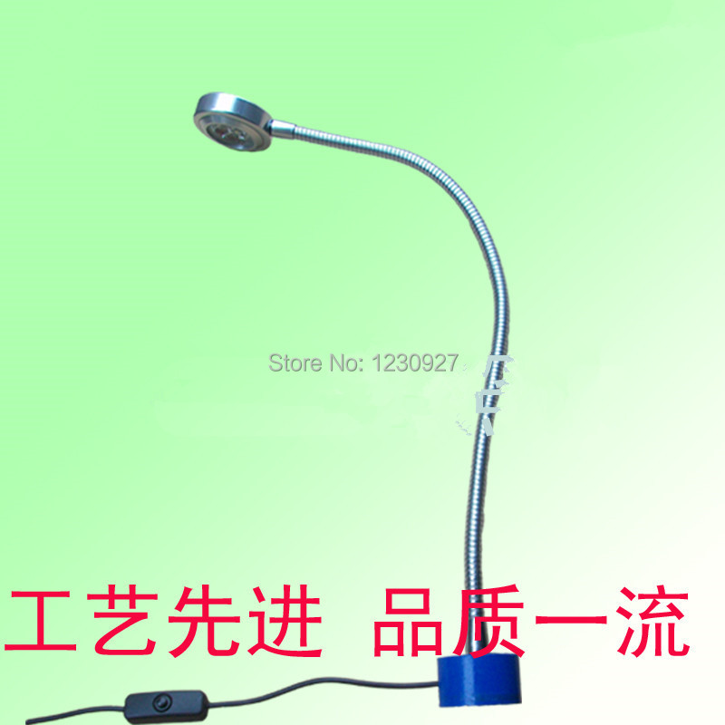 цены High quality new type led mobile machine working lamp,magnetic base led long arm machine toolling lamp