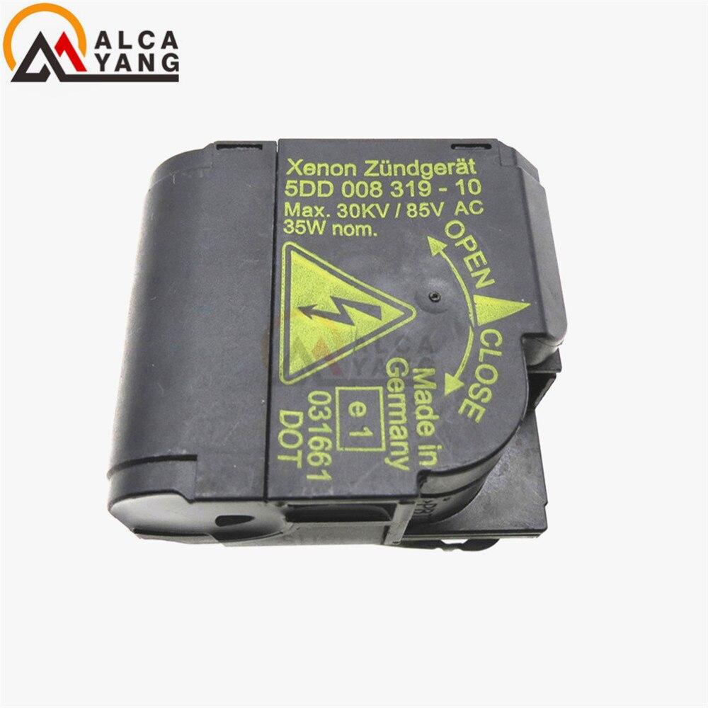 Malcayang D2S D2R Xenon HID Phare de Démarrage D'allumage Ignitor Socket boîte Pour Audi BMW Opel 62 35 086 6235086 93171645 93177645 dans Base de Automobiles et Motos