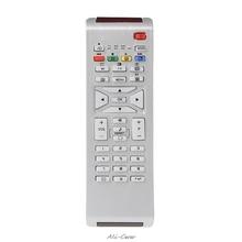 1 Pc ABS Mới Điều Khiển Từ Xa Thay Thế Cho Philips TV/DVD/AUX RM 631 RC1683701/ 01 RC1683702 01 Đen & Bạc