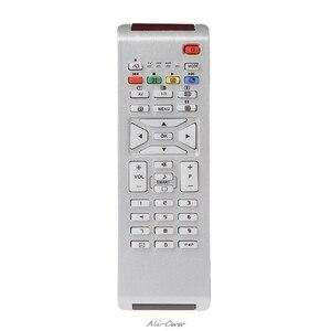 Image 1 - 1 Pc ABS nouvelle télécommande remplacer pour Philips TV/DVD/AUX RM 631 RC1683701/ 01 RC1683702 01 noir & argent
