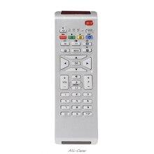 필립스 TV/DVD/AUX RM 631 RC1683701/ 01 RC1683702 01 용 1 Pc ABS 새 리모컨 교체