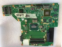 Original FOR MSI GE70 Laptop Motherboard WITH I5 CPU MS 175A MS 175A1 Test OK free shipping