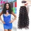 Beauty Forever 4 Bundles Curly Brazilian Virgin Hair Weft 7A Brazilian Curly Hair 100% Human Hair Weaves