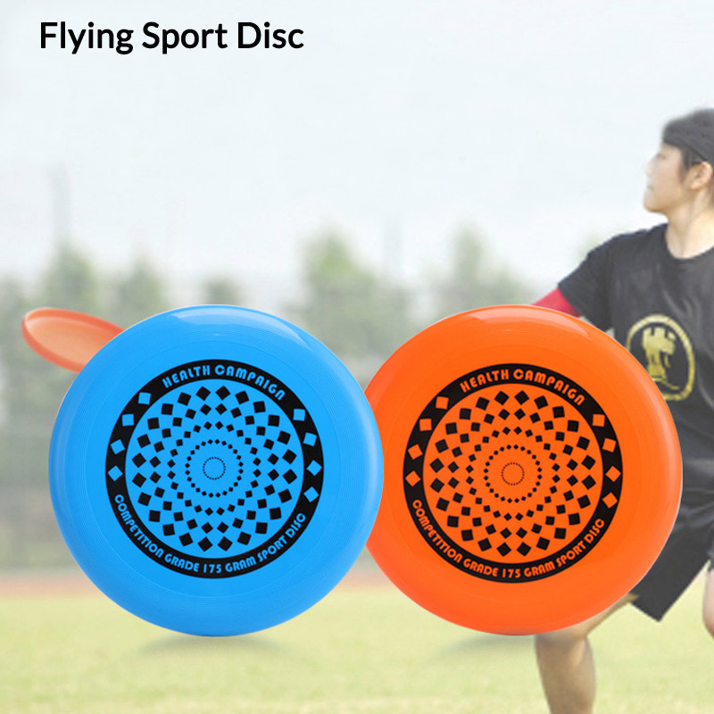 Outdoor Competition Grade 175 Gram Flying Sport Disc Beach Sport Health Campaign Grade Flying Toys Leisure And Entertainment