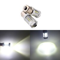 900LM Super Bright 12 24v Cree Chips 80W White 1156 1141 1003 7506 LED Bulbs For