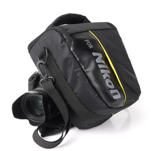 DSLR Камера сумка для Nikon P900 D90 D750 D5600 D5300 D5100 D7000 D7100 D7200 D3100 D80 D3200 D3300 D3400 D5200 D5500 D3100