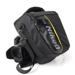 Чехол для DSLR камеры Nikon P900 D90 D750 D5600 D5300 D5100 D7000 D7100 D7200 D3100 D80 D3200 D3300 D3400 D5200 D5500 D3100