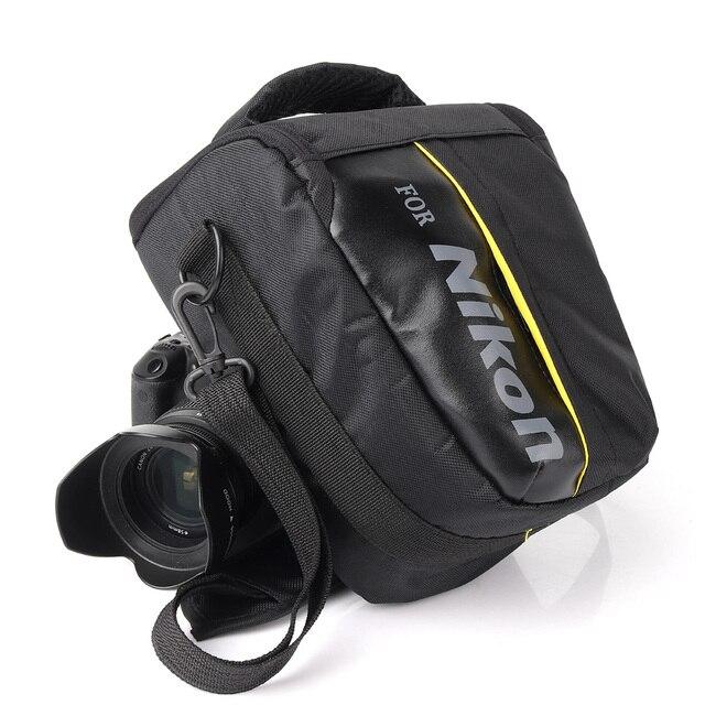 DSLR Túi Máy Ảnh Trường Hợp Đối Với Nikon P900 D90 D750 D5600 D5300 D5100 D7000 D7100 D7200 D3100 D80 D3200 D3300 D3400 d5200 D5500 D3100
