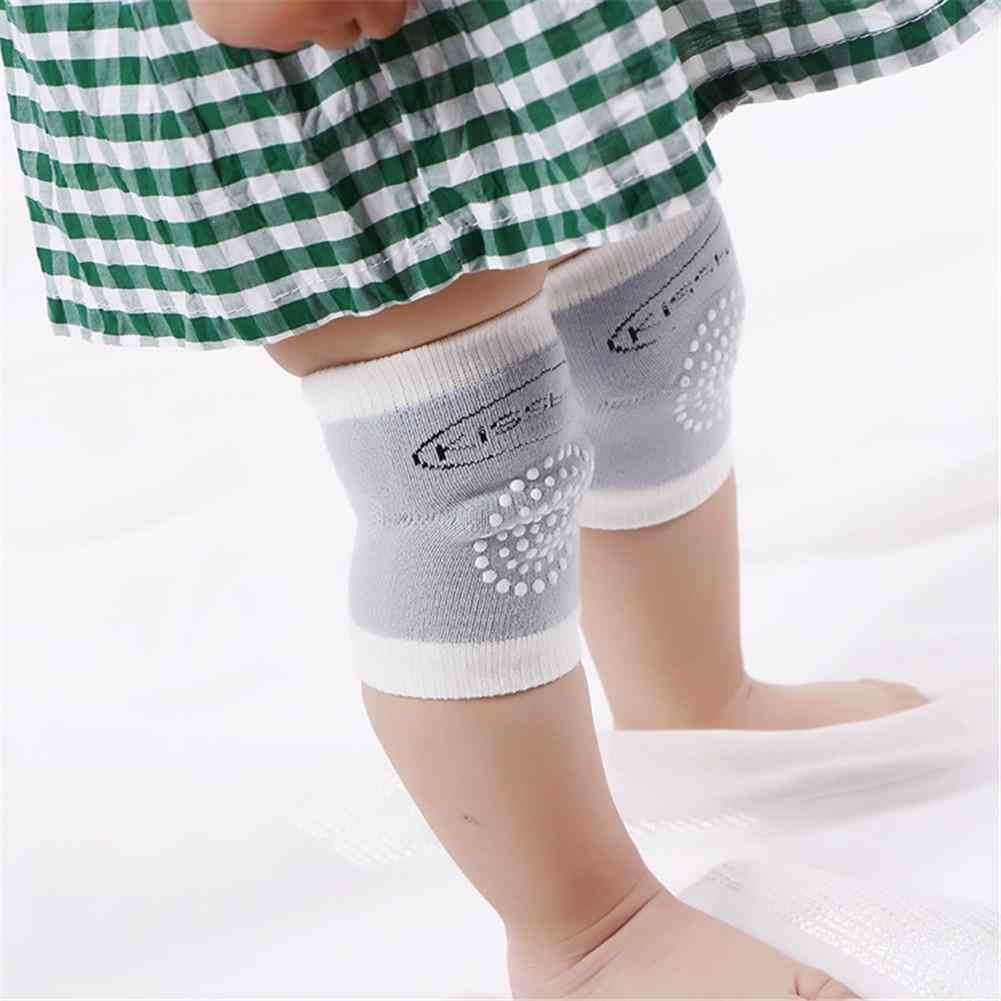 Kidlove เด็กตาข่ายตัวอักษรน่ารักผ้าฝ้ายเทอร์รี่ Dispensing Anti-Slip แผ่นเข่าข้อศอกถุงเท้าสำหรับทารก