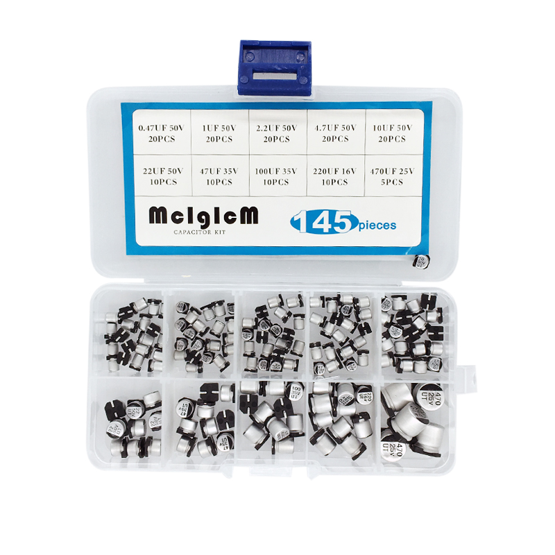 100 pieces Coupled Inductors 4.7uH 20/% SMD 0703