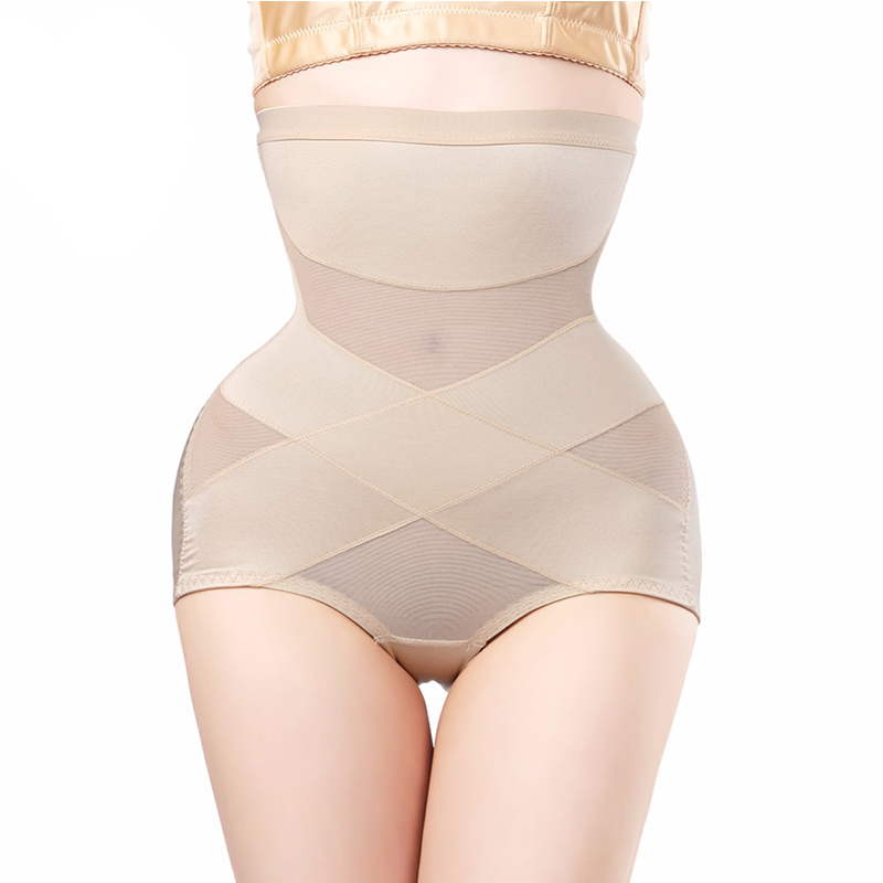 Vita Trainer Shapewear Butt Sollevatore Cintura Dimagrante Modellazione Cinghia Dello Shaper Del Corpo Biancheria Sexy Pantaloni Controllo Mutandine Dello Shaper delle Donne