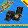 100% Оригинальный GPG EMMC BGA адаптер 169E gpg emmc коробка Бесплатная доставка
