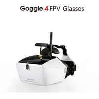 Walkera Goggle 4 FPV Glasses for Racing Drone Runner 250 Pro F210 3D Rodeo 150 110
