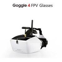 Walkera, 4 FPV очки для гонок Drone бегун 250/Pro/F210 3D/Родео 150/110/Форсаж 215 Quadcopter 3D очки