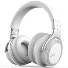 MEIDONG E7PRO Attivo Noise Cancelling Bluetooth Cuffia Senza Fili Auricolare Bluetooth con Super HiFi Bassi Profondi 30 ore di Riproduzione