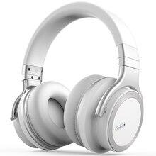 MEIDONG E7PRO פעיל רעש ביטול Bluetooth אוזניות אלחוטי Bluetooth אוזניות עם סופר HiFi עמוק בס 30 שעות למשחק