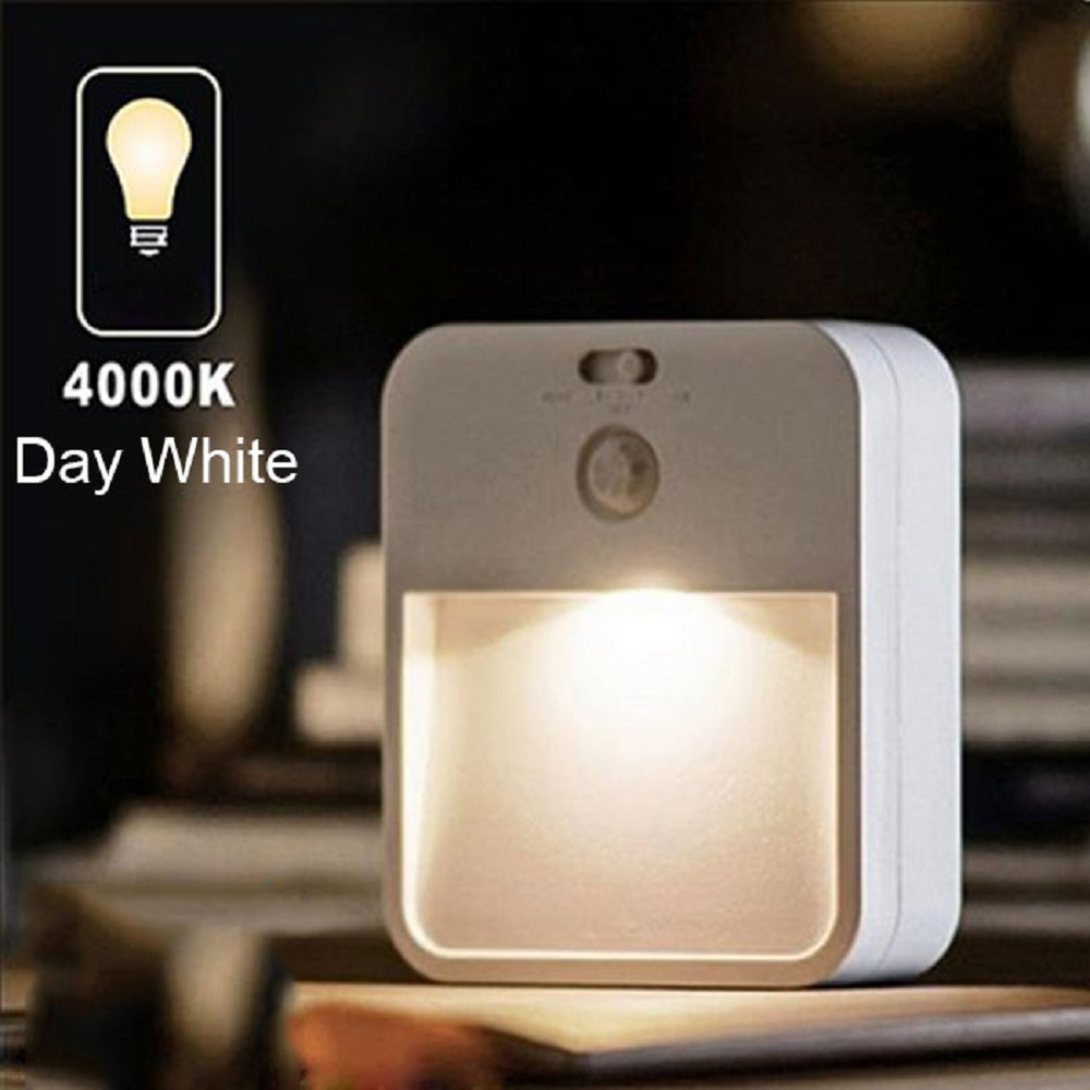 Led night light south africa - Body Montion Sensor Chargable Night Light Led Night Lamps Aa Battery Usb Rechargeable Lamps Toilet Vanity