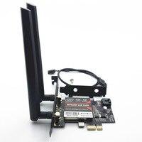 New 867Mbps Band Dual Wireless AC 8260 802.11ac Bluetooth 4.2 PCI E 1X WIRELESS Desktop WIFI WLAN CARD