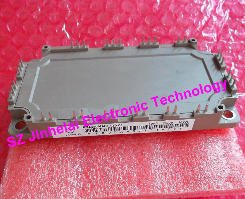 6MBI100U4B-120-01 FUJI IGBT MODULE japan fuij fuji igbt module 7mbi50n 120 40n 120 7 units in stock can be directly photographed