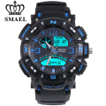 SMAEL Luxury Brand S-SHOCK Style Digital Watches Sports Men's Watch waterproof Quartz-watch Clock Wristwatch Relogio Masculino